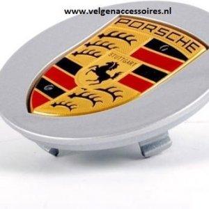 Porsche Naafdoppen - set van 4 stuks - 76mm 00004460601 95536130305A1
