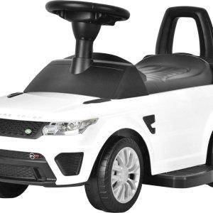 Range Rover Sport SVR - Wit - Elektrische Auto - 6 Volt
