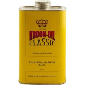 Kroon Oil motorolie Classic Multigrade 10W 30 1 liter (34536)