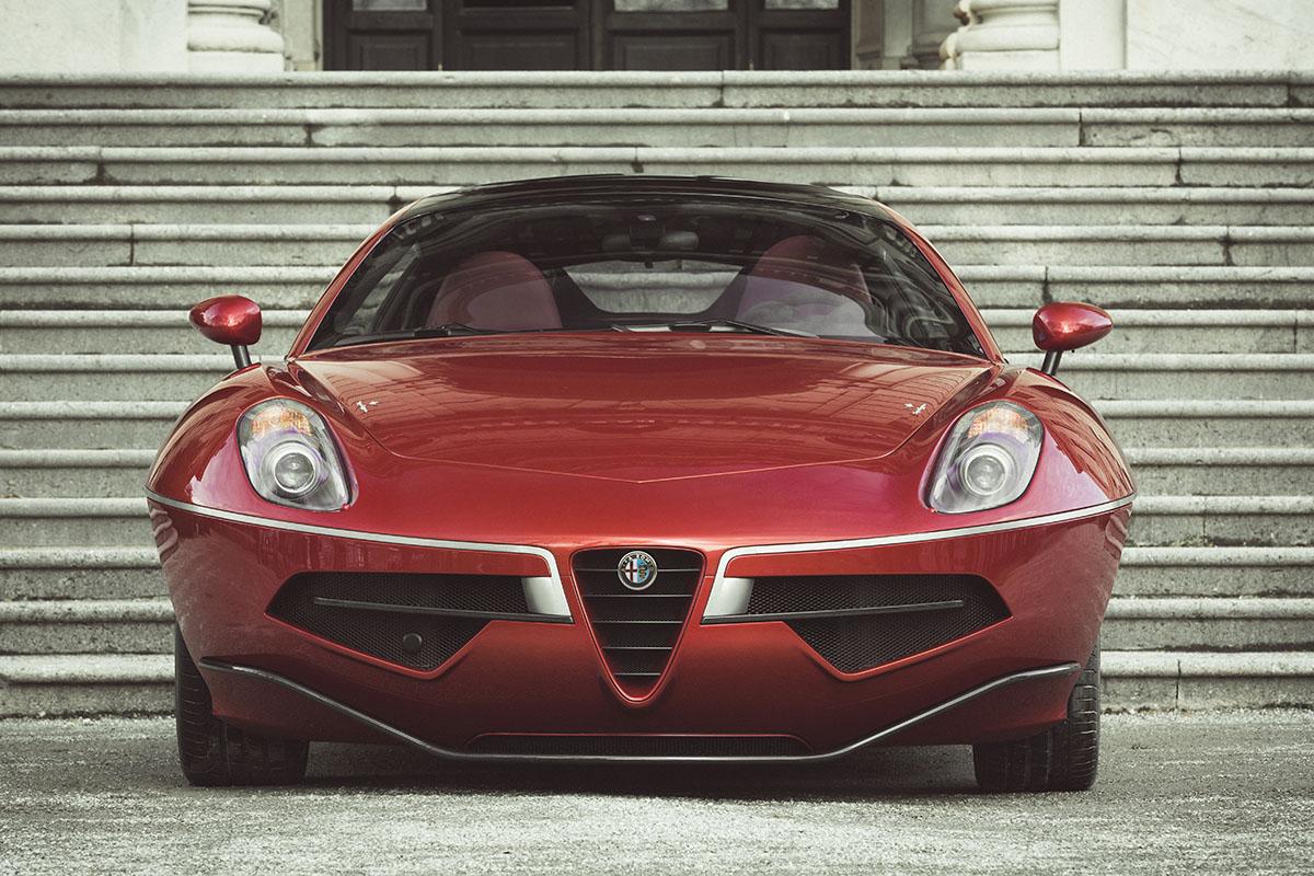 Alfa Romeo Disco Volante, la máxima expresión de artesanía