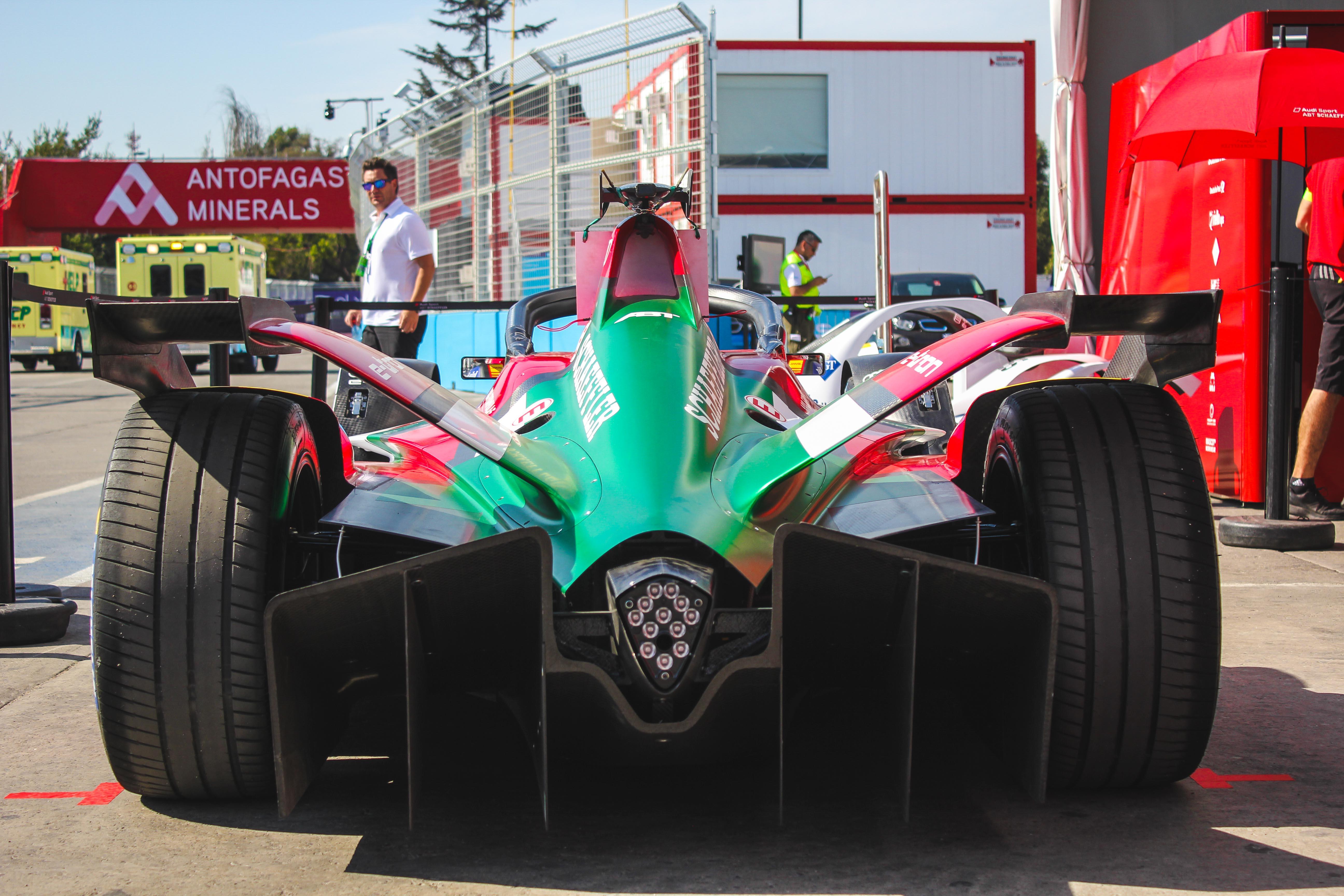 Comienza la fiesta de la Formula E en Santiago – Viernes de Shakedown
