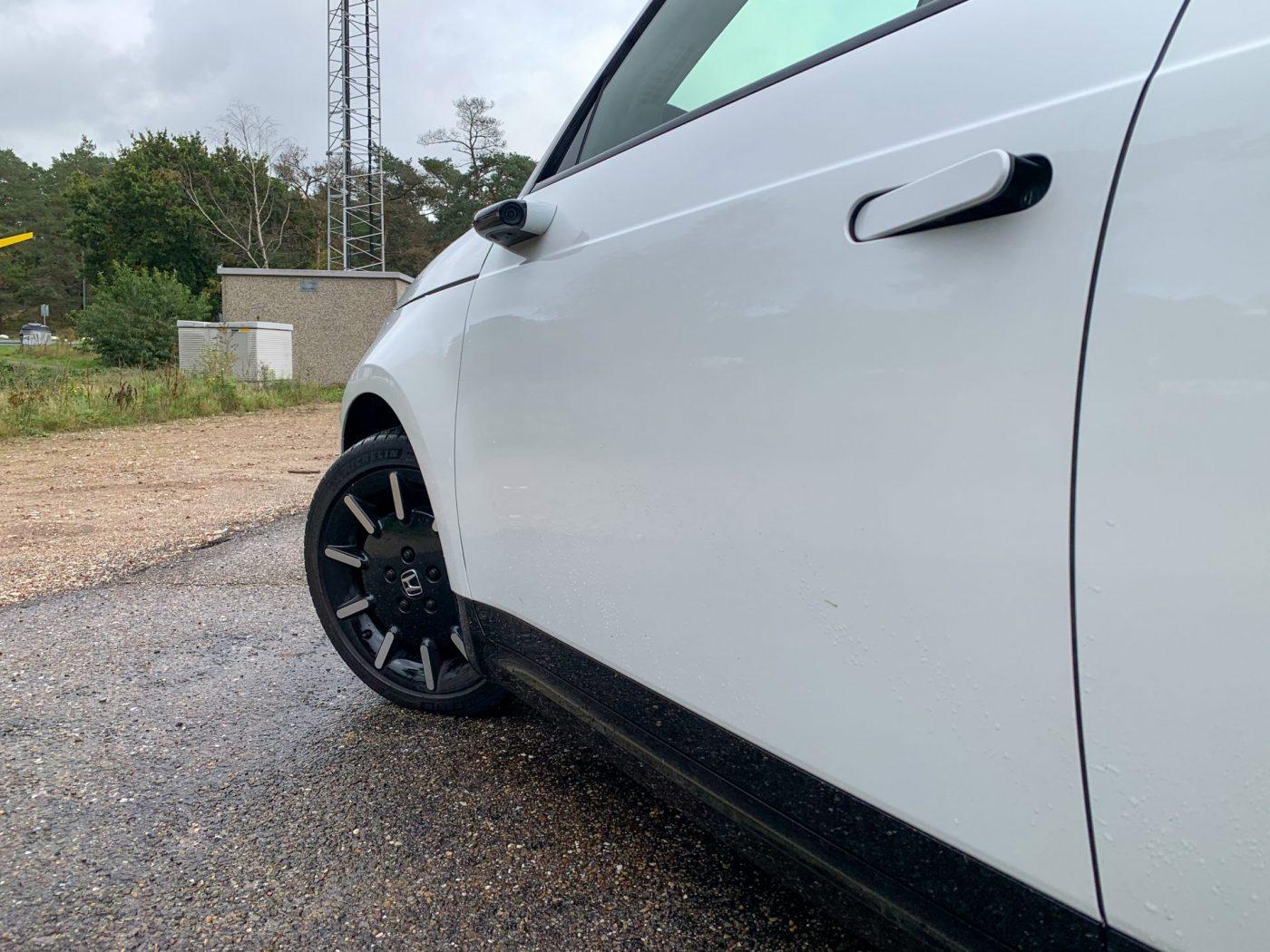 Test Honda E