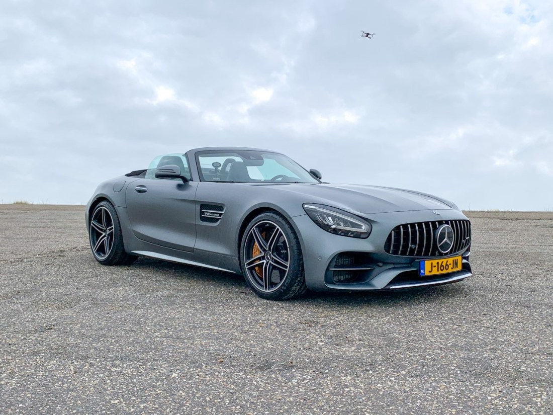 test Mercedes-AMG GT C Roadster