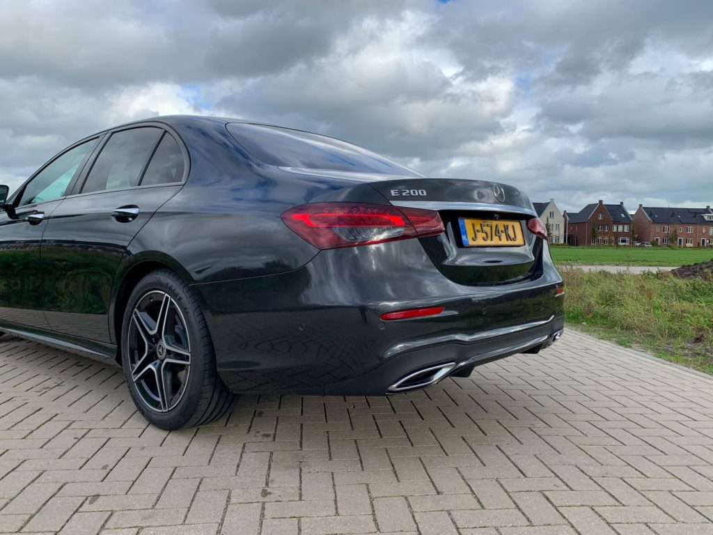 Test Mercedes E-Klasse