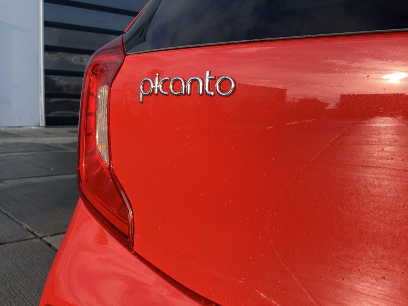 Test Kia Picanto