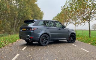 Test Range Rover Sport P400e