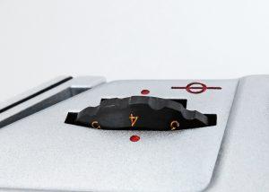 Minolta A-2 shutter dial Lv4