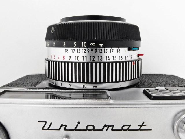 minolta Uniomat __ lense Barrel