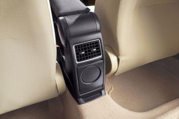 Volkswagen Ameo rear AC vents
