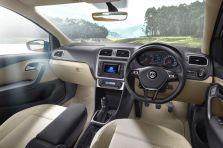Volkswagen Ameo cabin