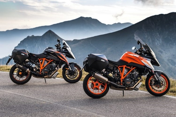 Ranking The Best Sport Touring Bikes On