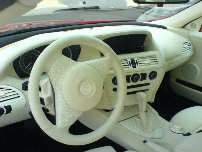 New Polyurethane Foam BMW 6 Series By Lithuanian Sculptor