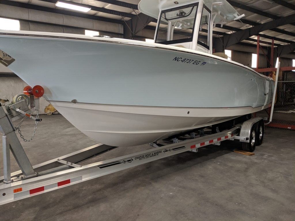 Boat Detailing Wilmington NC Myrtle Beach SC AutoworX Marine Detailing