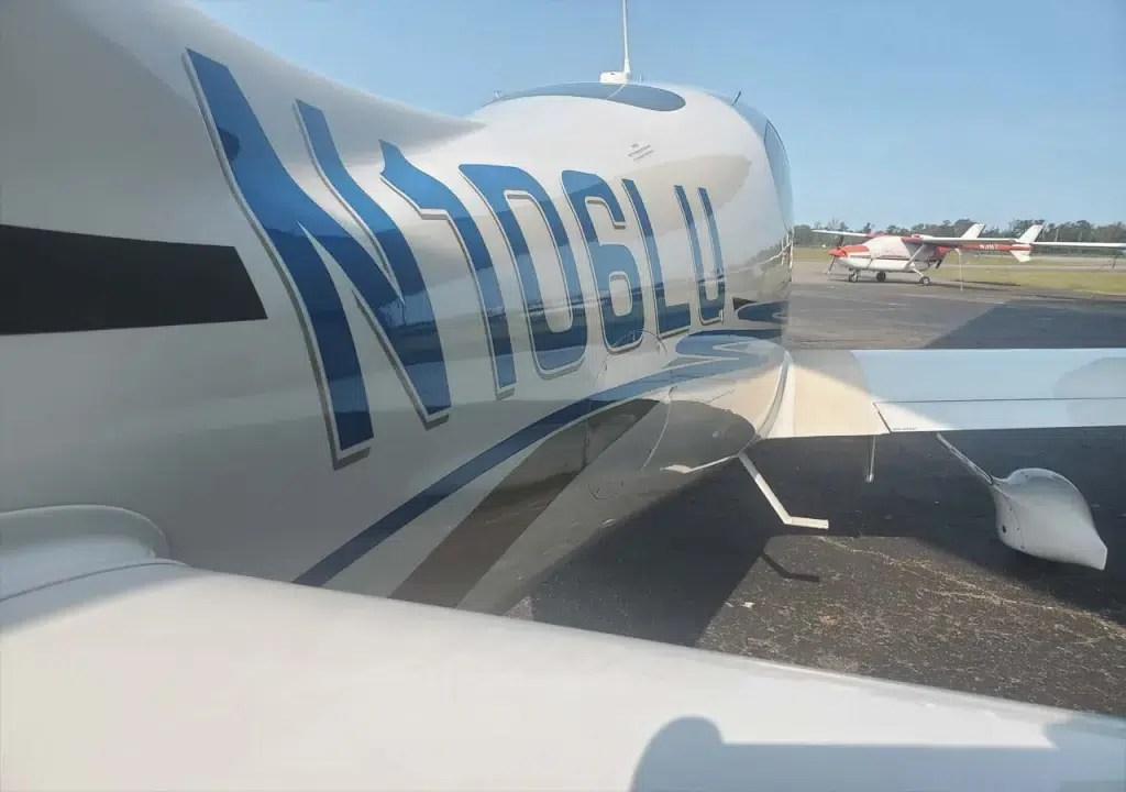 Airplane Detailing Wilmington NC AutoworX Professional Airplane Detailing