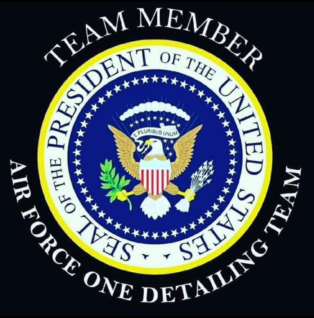 Air Force One Detailing Team AutoworX Pro Detailing Wilmington NC Professional Aircraft Detailing Services