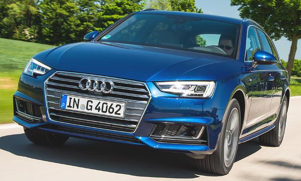 Neuer Audi A4 G-Tron/A5 G-Tron (2017): Erste Testfahrt