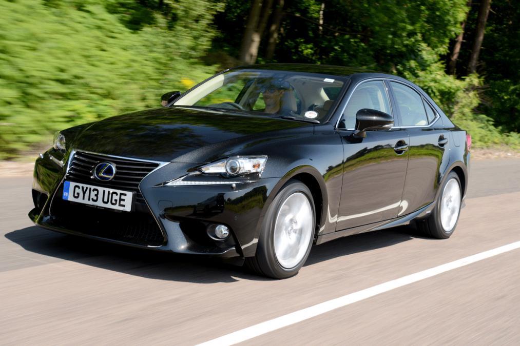 Lexus IS Mk3