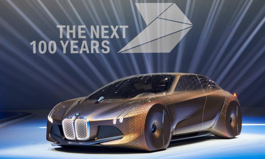BMW Autonomous Vehicles 2021