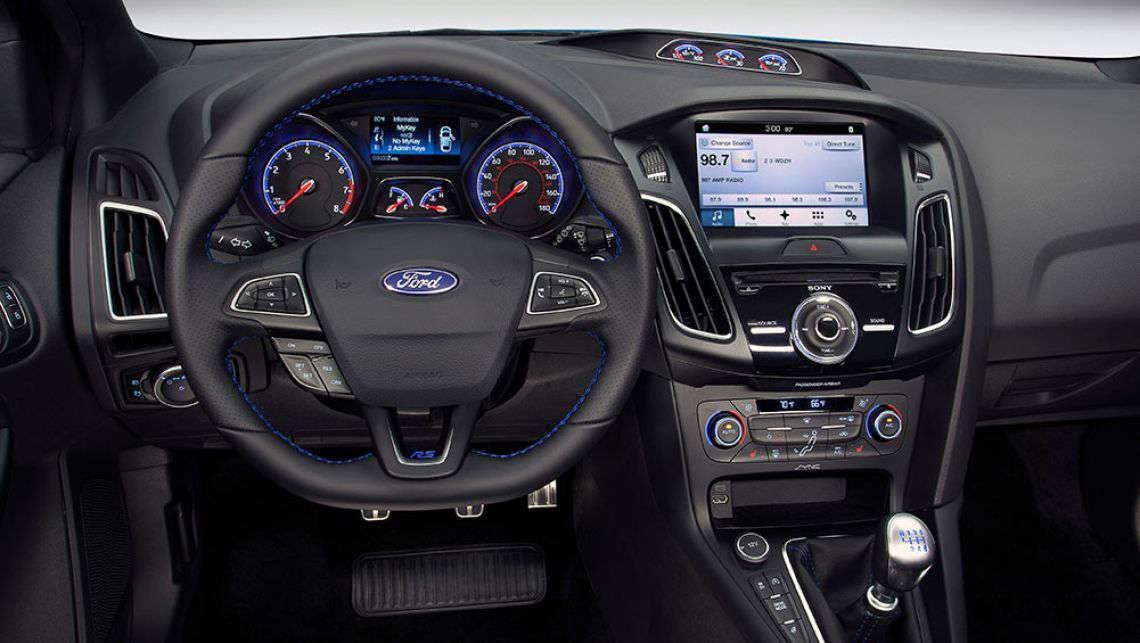 Ford Focus 2017 in Qatar