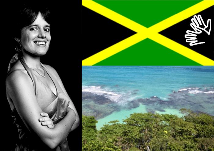 Emma en Jamaïque