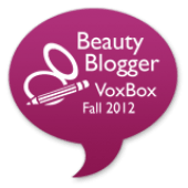 Beauty Blogger Voxbox from Influenster!