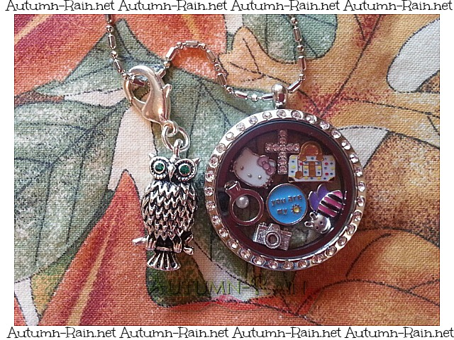 Holiday Gift Guide Review: Floating Locket from NewCharms.Com