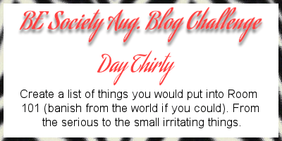 30/31-Aug blog challenge with @thebesociety-Freebie Day! #besociety #beaugchallenge