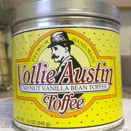 REVIEW: Vollie Austin Toffee