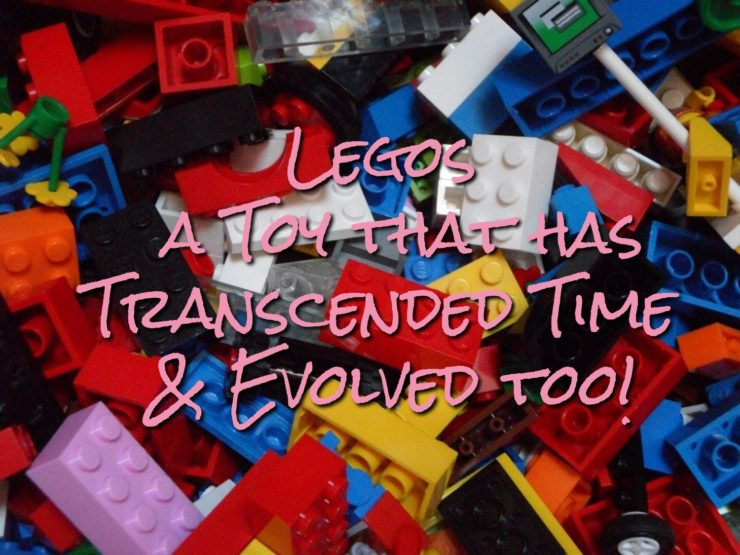 Legos They Have Transcended and Evolved since I was a Child