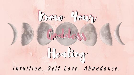 Intuition. Self Love. Abundance.