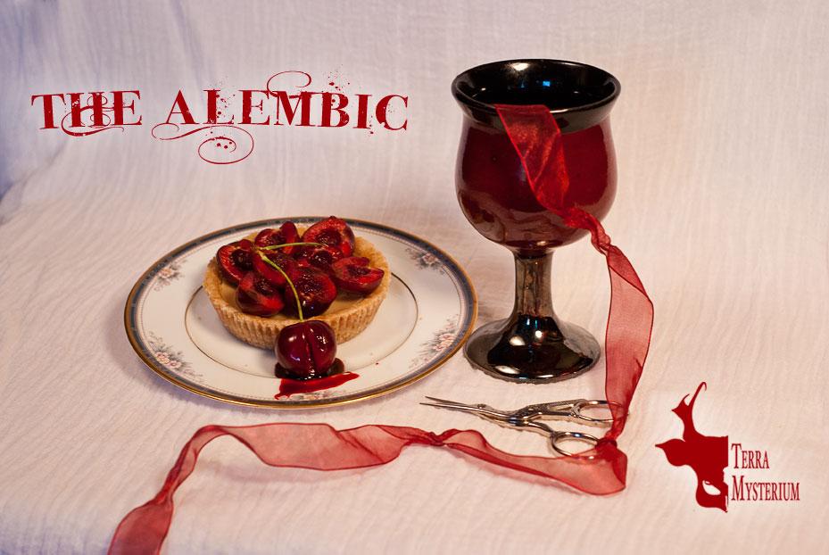 The Alembic: Social Card (Vera)