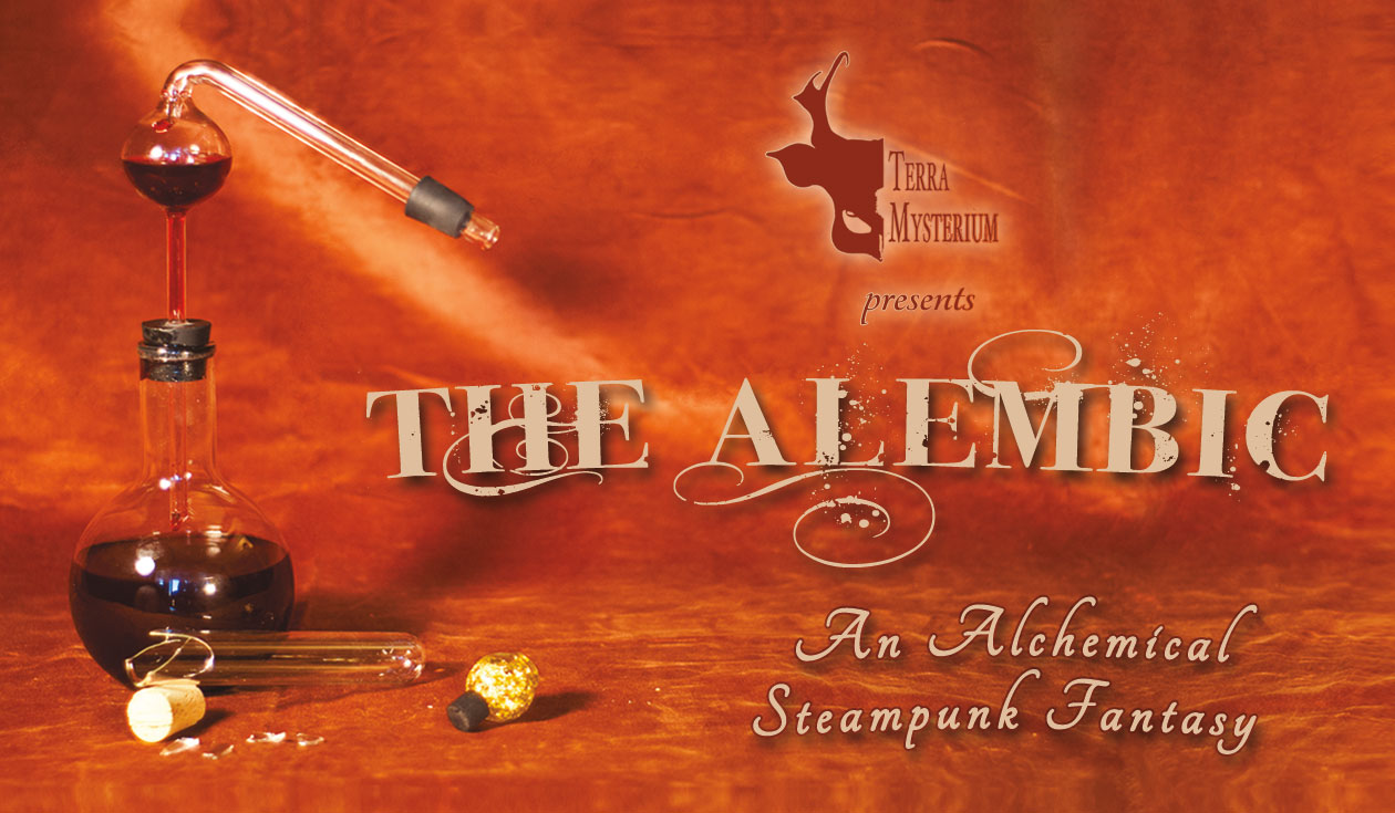 The Alembic: Business Card [photography and design]