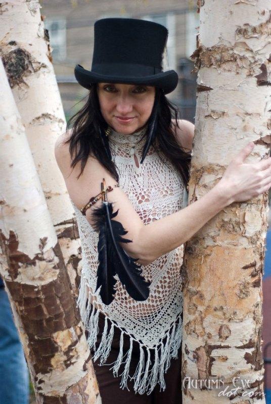 Angwushahai: Hopi Kachina, Crow Mother, protector of children