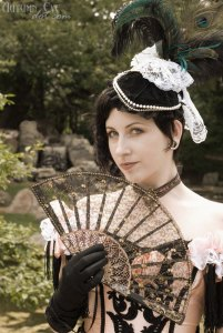 Victorian Portraits: Jolie, #016