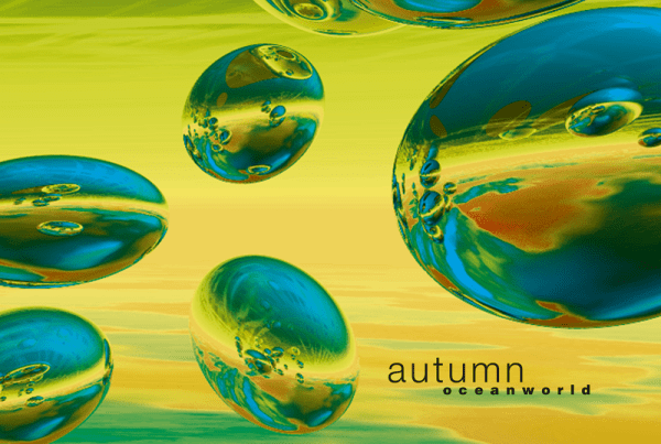 Autumn Oceanworld cover art