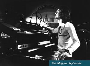 Nick Magnus