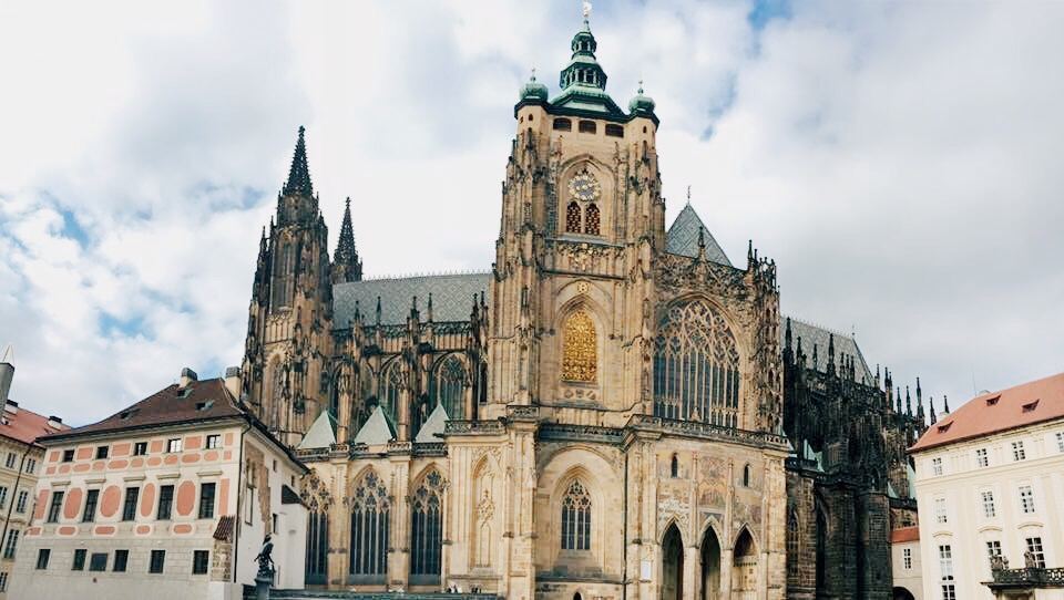 Things to do in Prague: St. Vitus Cathedral