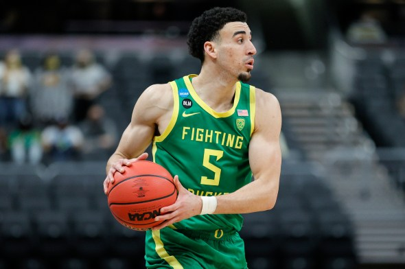 Oregon Basketball: Chris Duarte is the best shooting guard in America