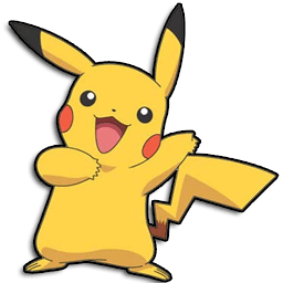 Pikachu Icon | Download Characters icons | IconsPedia