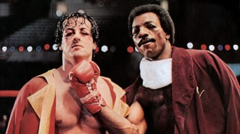 Rocky vs Apollo Creed