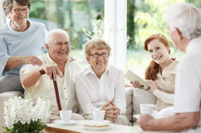 The Great Benefits of Home Care for Seniors