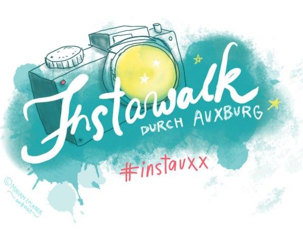 Instawalk durch Augsburg