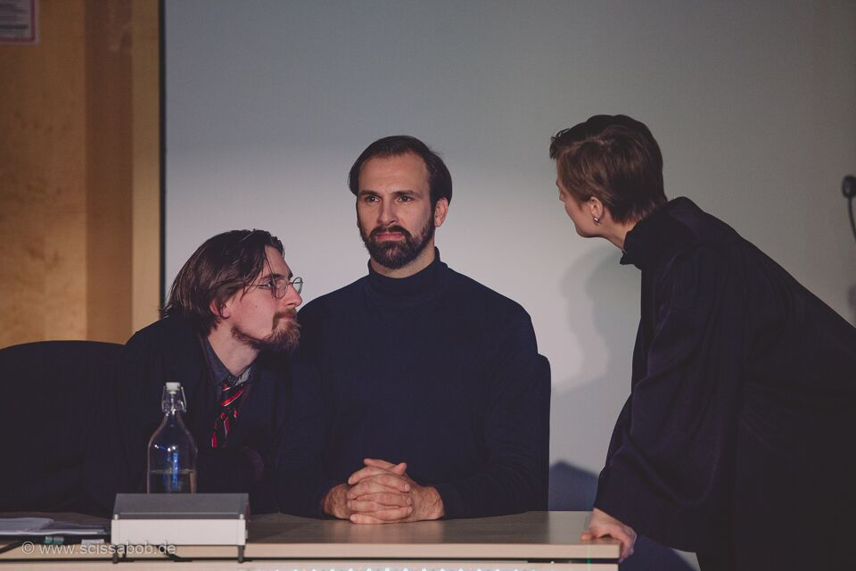 Leif Eric Young, Guido Drell, Claudia Kainberger