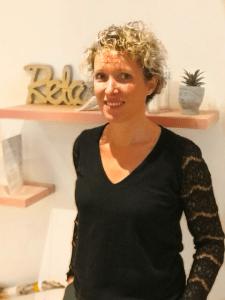 Caroline Malzac aux petits soins