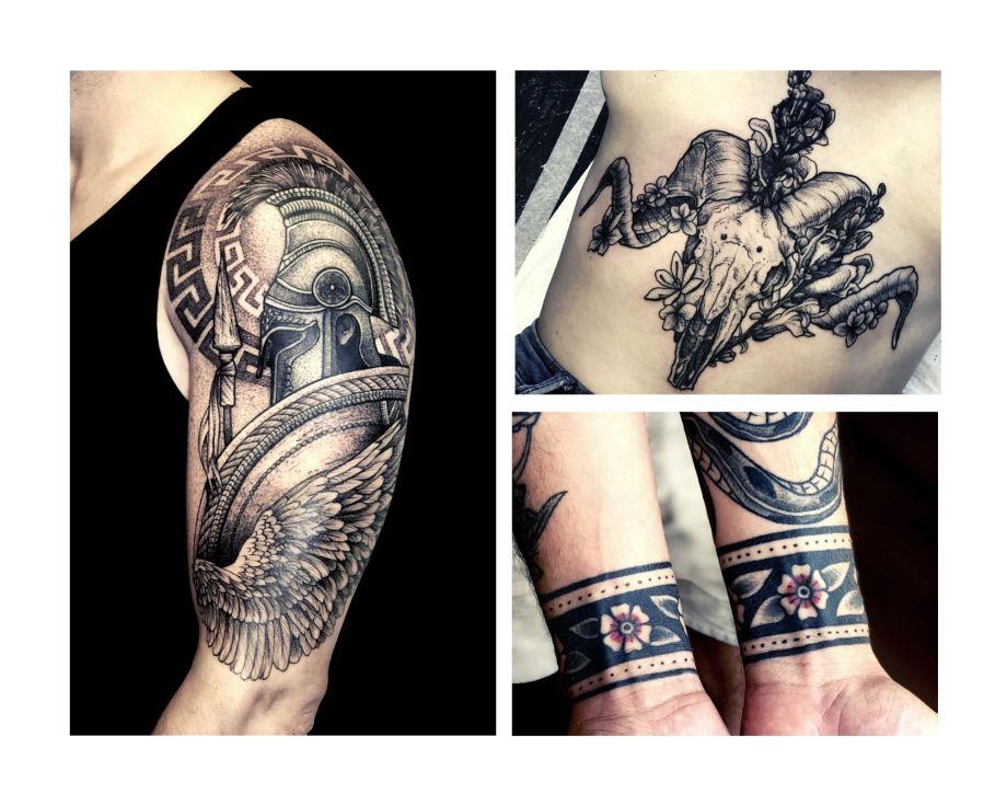 tatouages bayonne