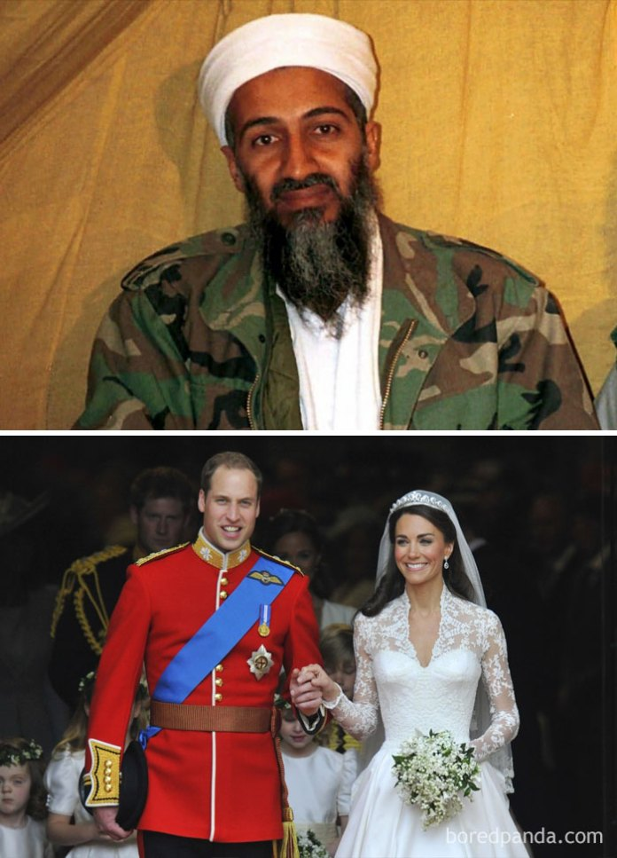 Prince William And Kate Middleton Were Married On April 29, 2011, Just A Few Days Before Osama Bin Laden Was Killed