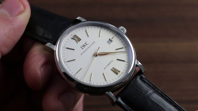 Best IWC Portofino Luxury Watches That You Need To Check