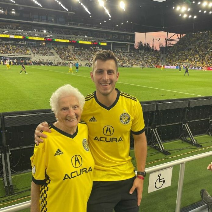 Grandma & Grandson
