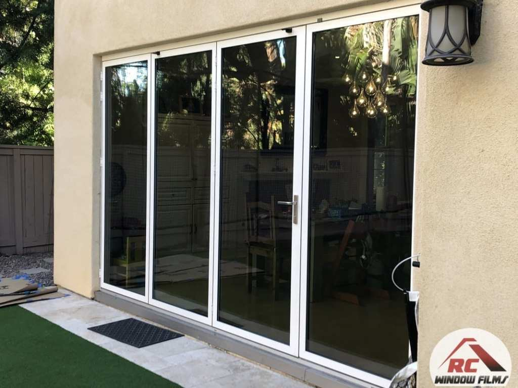 tint for sliding glass door home
