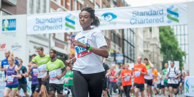 Image result for standard chartered marathon 2019